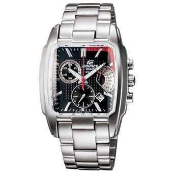 e7479cb4825d Compra Reloj Casio Edifice Ef-519d 1A Grafo Cristal Mineral-Negro ...