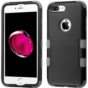 be3a585fc7e Agotado Funda Case Para IPhone 7 Plus / IPhone 8 Plus Protector Dobre De  Uso Rudo-