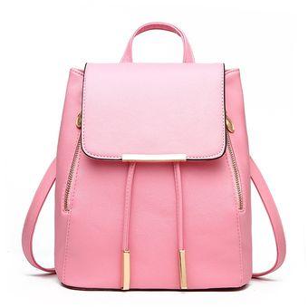 Rosa Y Mochilas Escolares Bolsas Backpack Maletas Carteras En f6y7gbY