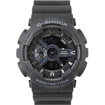 86dad865f971 Compra Reloj Casio G-Shock GA-110-1B Analógico y Digital Hombre ...