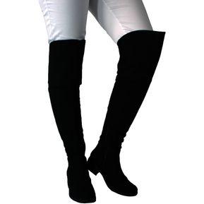 Skechers 11965 - Tobillo bajo de Piel Mujer, Color Negro, Talla 35 EU