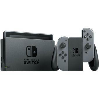 Consola Nintendo Switch + Juego Fisico