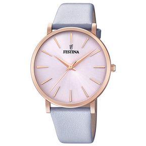 Reloj F20373 1 Celeste Festina Mujer Boyfriend Collection Festina bb8fce02acfa