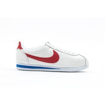 Compra Tenis Deportivos Hombre Nike Classic Cortez SE-Blanco online ... 21b0bea5c351