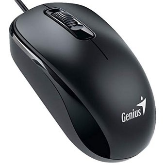 Mouse Genius DX-110-Negro