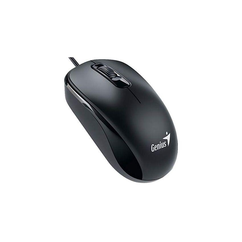 Mouse Genius DX-110-Negro