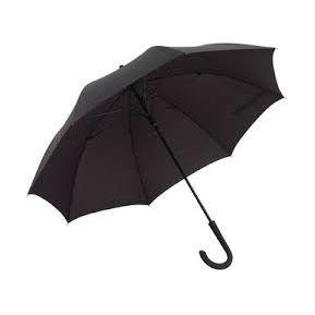 Paraguas Para Sol Y Lluvia Mediana Portátil Sombrilla Para Maleta - NEGRO 22e9698783e