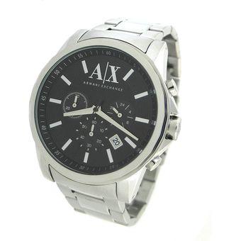 db6bede6aa73 Compra Reloj Armani Exchange AX2084-Plateado online