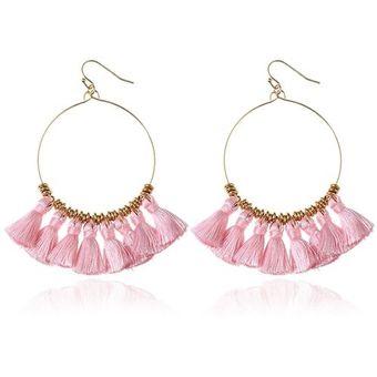 eccc853e7f9c Compra Aretes De Moda Borlas Moda Ladys Accesorios Un Par online ...