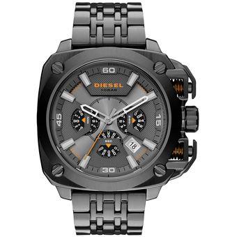 f15befcff3ff Compra Reloj Diesel DZ7344 Para Caballero-Plateado online