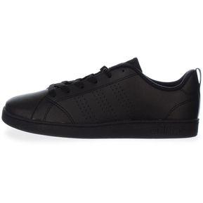 Tenis Adidas Advantage Clean - AW4883 - Negro - Joven 9123d65be50de