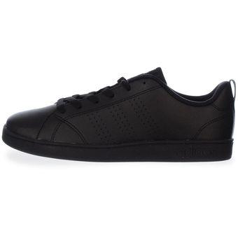 Tenis Online Clean Compra Aw4883 Joven Advantage Negro Adidas dw840
