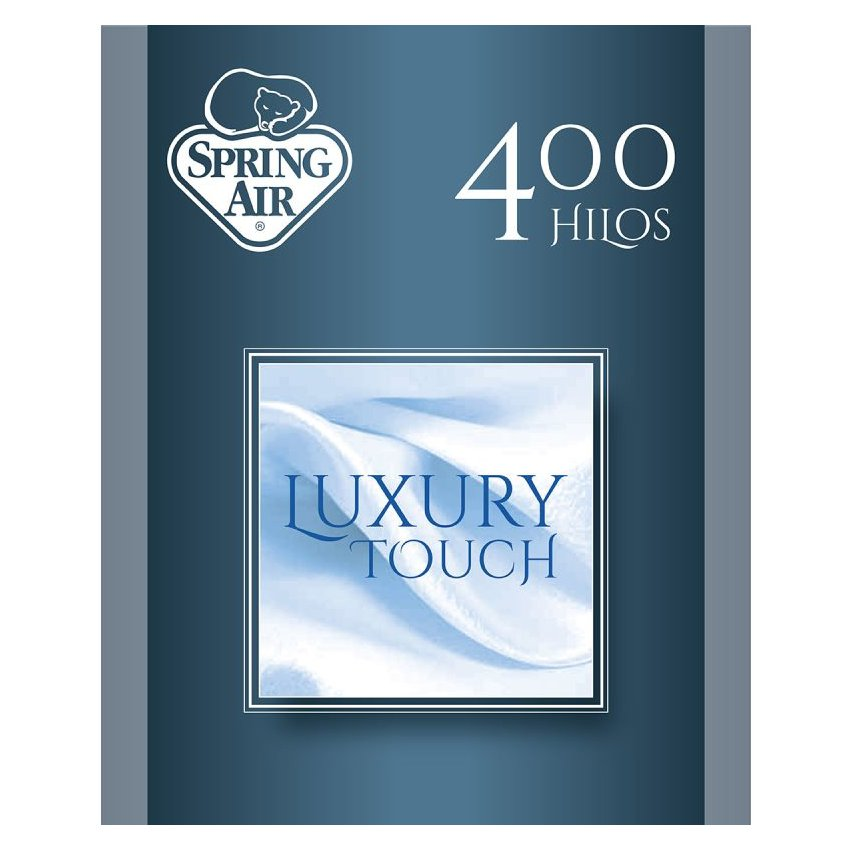 Juego de Sabanas 400 hilos Luxury Touch Spring Air - Petroleo SP718HL02UNOHLMX SNe4Uncf SNe4Uncf BJBuDeR7
