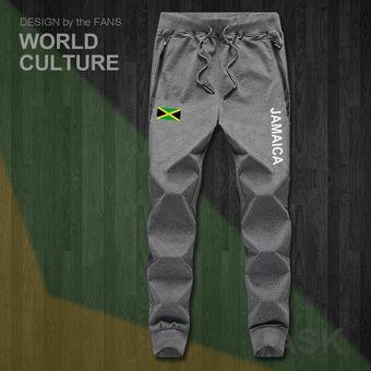 Pantalones Para Hombre Jamaicanos Jam Jamaicanos De Jamaica Mono Pantalones De Chandal Pantalones De Chandal Deportivos Pantalones De Lana Tacticos Informales De Estilo Nacional Y Country Novedad 06darkgray Thick Linio Peru Un055fa0346iplpe