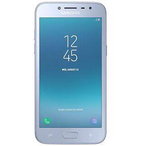 Celular Smartphone Galaxy J2Pro 16GB Duo Azul Plata Samsung c6e37488fa30a