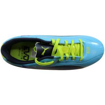 144ca300a0048 Compra Zapatos de mujer Puma evoSpeed 5 FG 102601 02 Azul online ...