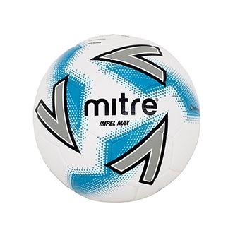 0c0cadd259abb Compra Balon Futbol Mitre Impel Max Blanco Gris Azul online