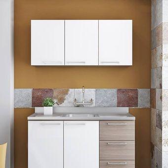 Compra Mueble Alacena 3 Puertas Para Cocina o Lavandería online ...