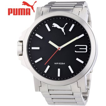 6eeefa117 Compra Reloj Puma Ultrasize XL PU103461003 Acero Inoxidable ...
