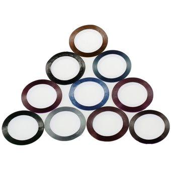 Eh 10 Colores De Uñas Striping Rollo Línea Cinta Decoración