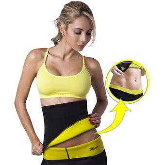 Compra Faja Cinturilla Hot Shapers Lisa Online Linio Colombia