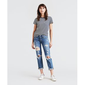 Levis Jeans 501 Tapered para Mujer 9c5105a7cfaf