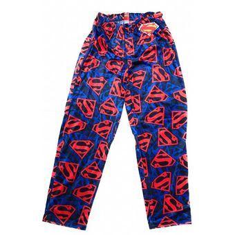 c92c45460f Compra Pantalon Pijama Hombre Superman Original - Multicolor online ...