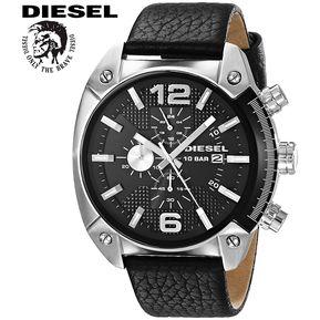 6f8c3f165836 Reloj Diesel Overflow DZ4341 Cronometro Acero Inoxidable – Negro