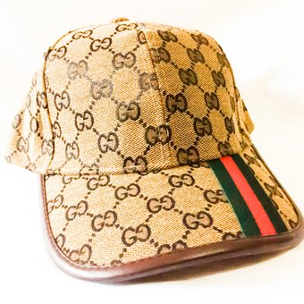 Compra Gorra Gucci modelo Exclusivo color marron claro online ... 3108f882302