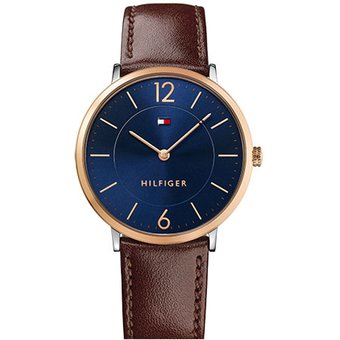 b53e0b800c4b Compra Reloj Hombre TOMMY HILFIGER ULTRA SLIM 1710354 Marrón online ...