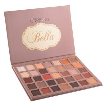 generador de paleta de colores de dormitorio Paleta De Sombras De Ojos 35 Beauty Creations Color Bella