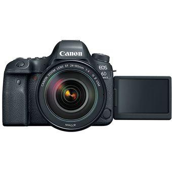 Compra Cámara Canon Eos 6d Mark II Kit Con Lente 24-105 Full Frame ... f342cc50cf2