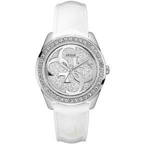 Reloj Guess G Twist W0627L4 Para Dama-Blanco cf3203645df1