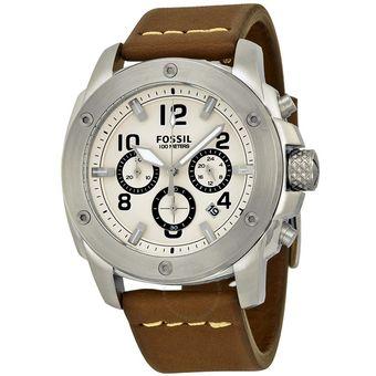 84737ee4e0a4 Compra Reloj Fossil Hombre Café FS4929 online