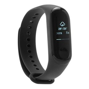 51e2c30332b4 Xiaomi Mi Band 3 Original Pantalla Oled Smart Band Negro