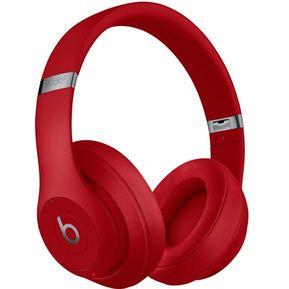 7c6a56fe7e5 Beats by Dr. Dre Auriculares inalámbricos Bluetooth Studio3 (rojo / núcleo)