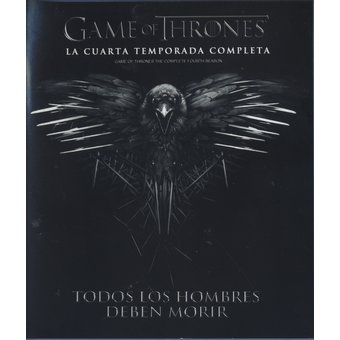 Juego de Tronos Cuarta Temporada/The Game of Thrones Fourth Season (BR)