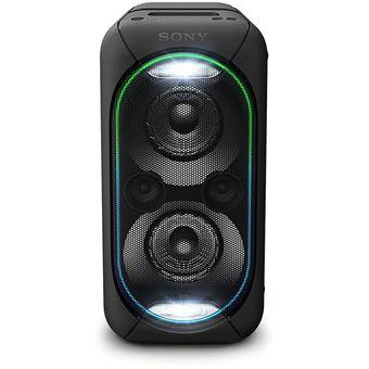 Parlante Portatil Sony GTKXB60 de Alta Potencia Bluetooth Negro