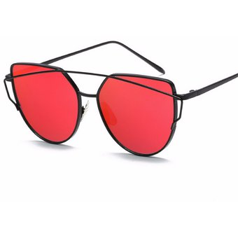cb9935ce55 Compra WISH CLUB Forma De Ojo De Gato UV400 Gafas De Sol Elegantes ...