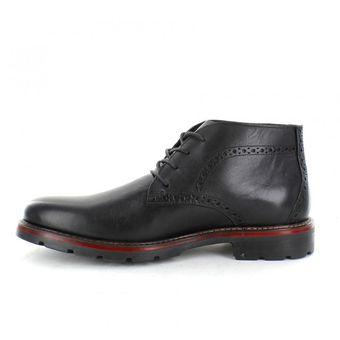 35356e86ec0 Compra Botin para Hombre Quirelli 88603-034105 Color Negro online ...