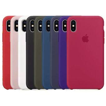 160a9e3c9c4 Compra Carcasa Original Apple Silicone Case Iphone X Xs Varios ...