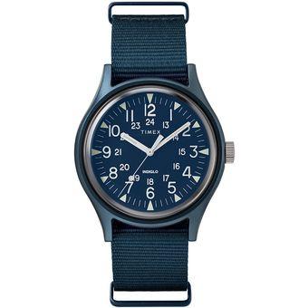 396caaf82ac3 Compra Reloj TIMEX TW2R37300 - Azul Navy online