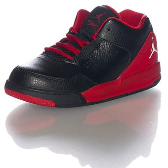 454269b95eb AIR JORDAN - zapatillas para niños Jordan Flight Origin 2 - negro rojo