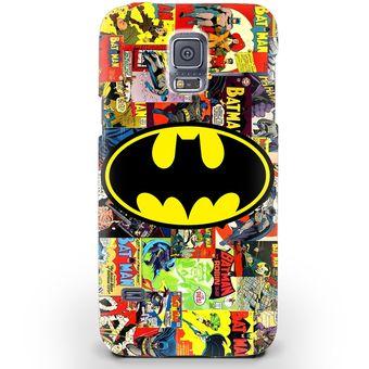 3c4a9c888d1 Compra Carcasa para Galaxy S5 Mini DC Comics Batman Classic online ...