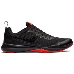 7ad887a0646dc Tenis Training Hombre Nike Legend Trainer-Negro con Rojo