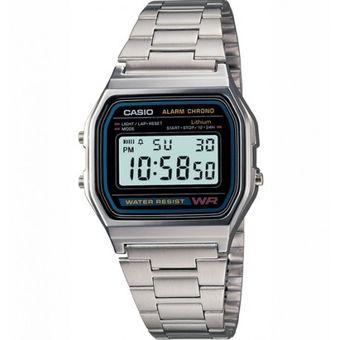 Reloj mujer casio plata