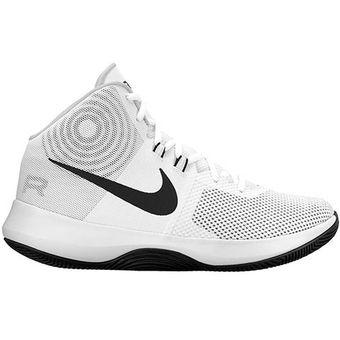 online store 87c25 9cb58 Agotado Tenis Baloncesto Hombre Nike Air Precision-Blanco