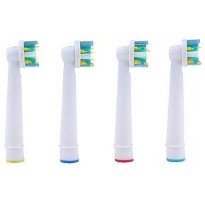 Cepillo De Dientes Eléctrico 4pcs Jefes De Sustitución Para Braun OralB  ACCIÓN FLOSS 3c25b529f2cf
