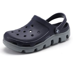 1b7cfa47 Sandalias De Agujero Unisex-Azul Oscuro