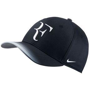 buy online 52208 d45e3 Gorra Nike RF Negra Aerobill